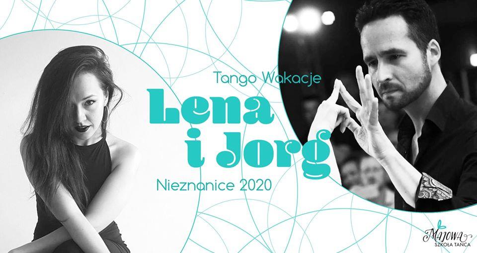 Tango-wakacje 2020: Magdalena Myszka i Jorg Palm