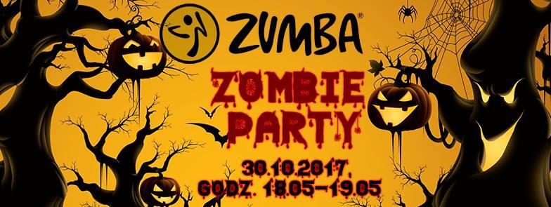 Zumba, zombie party
