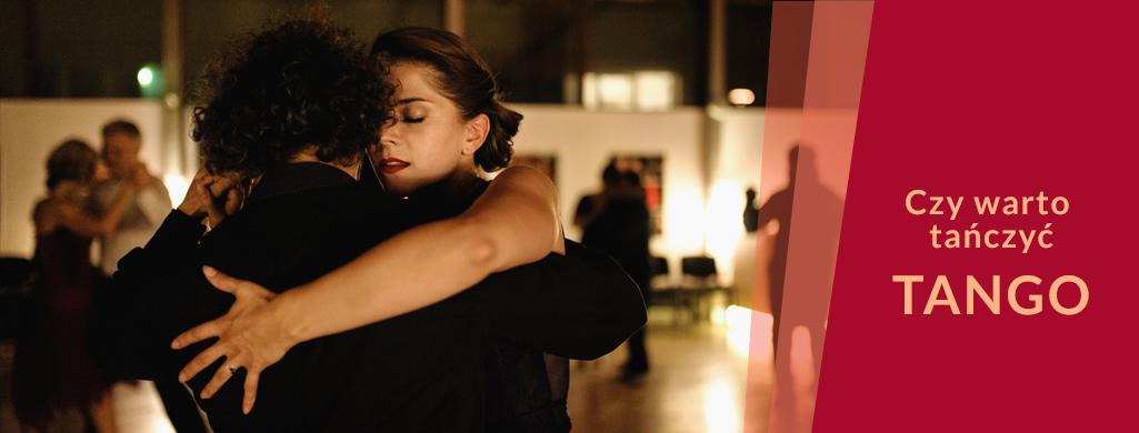 10 powodów dla których warto tańczyć tango