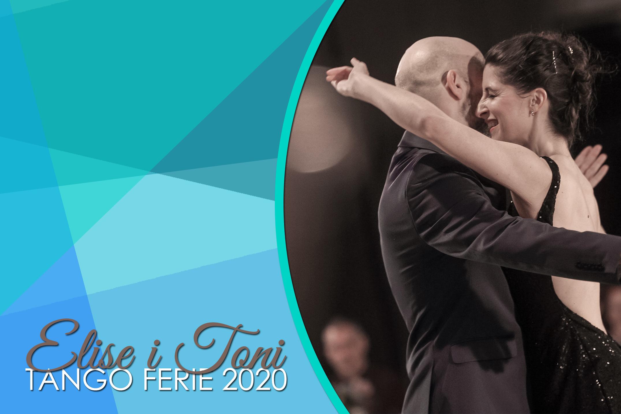 Tango Ferie 2020 z Elise Roulin i Tonim Kastelan