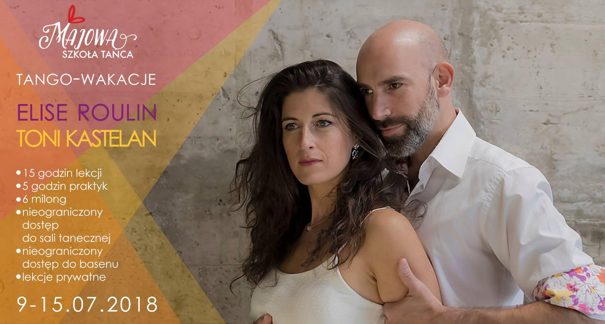 Tango wakacje z Elise Roulin & Toni Kastelan