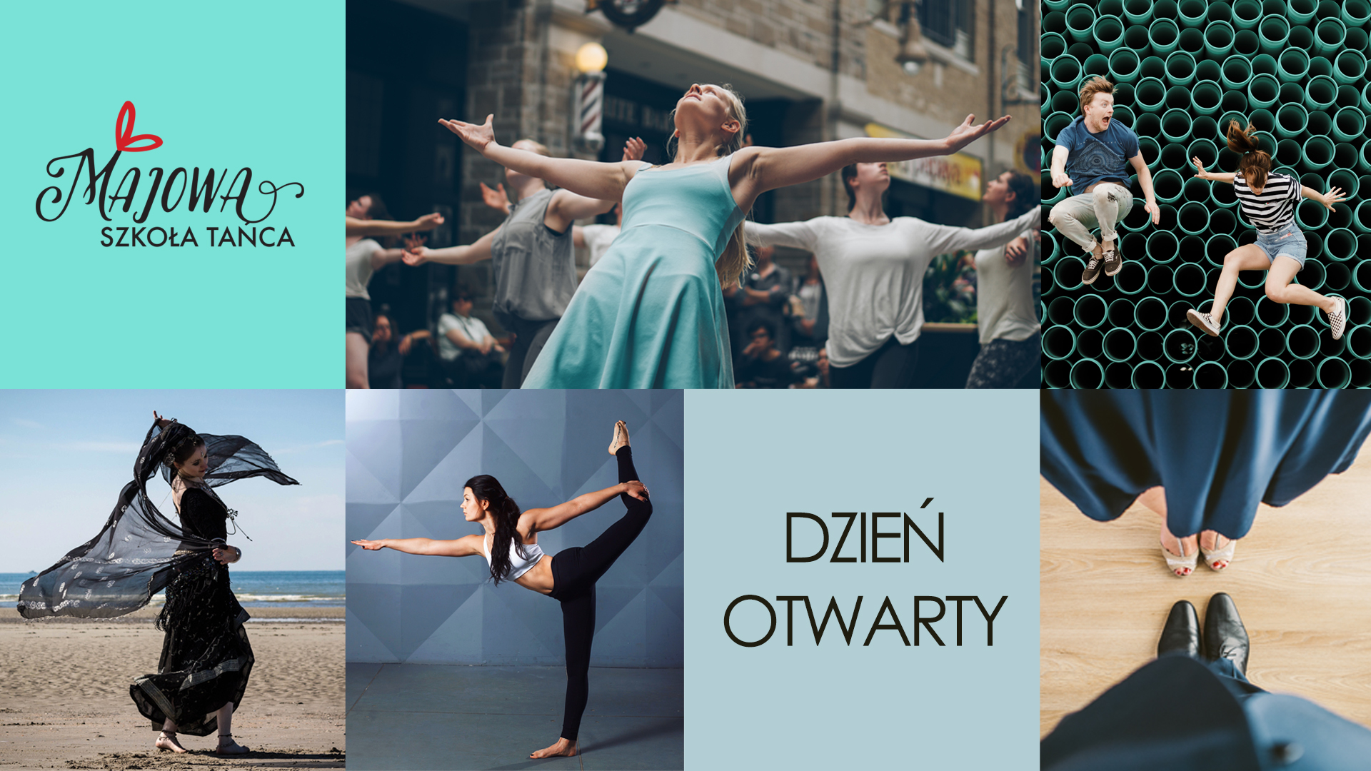 Dzień otwarty w Majowej Szkole Tańca