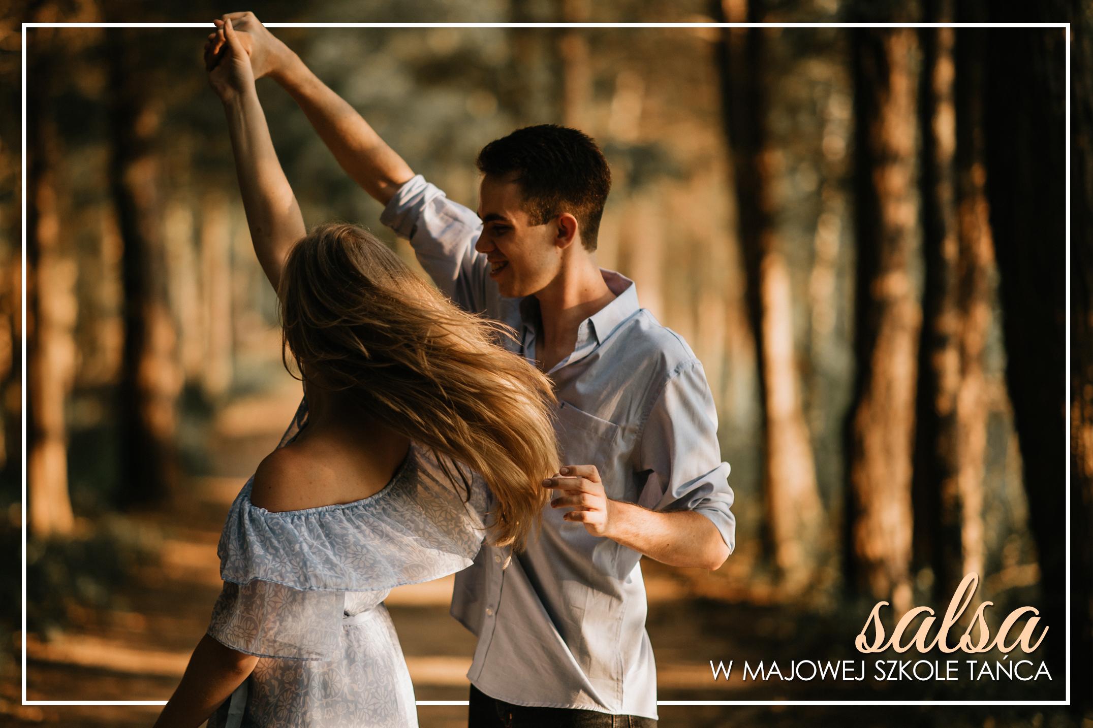 Salsa, kurs tańca, taniec