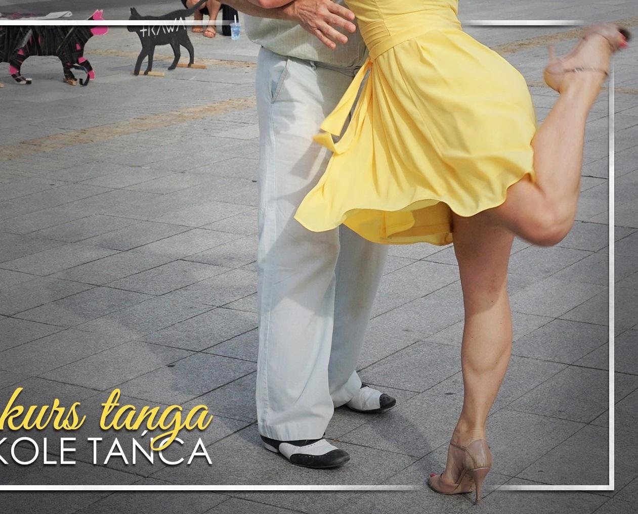 kurs tanga argentyńskiego